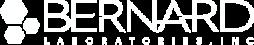 White Bernard Laboratories Logo 350px